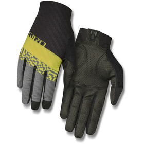 Giro Rivet CS - Guantes largos - amarillo/negro